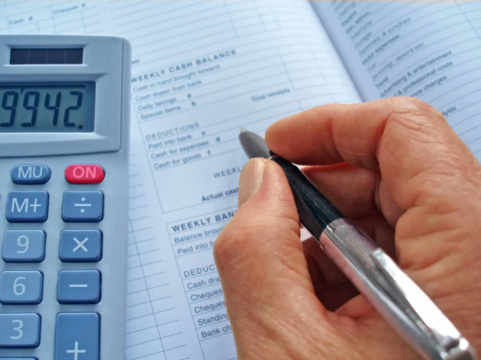 Self Assessment preparation by Alton Bookkeeping Services